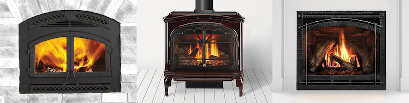 Fireplaces from House of Heating Incorporated