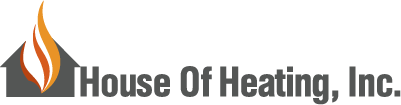 House of Heating Incorporated Logo